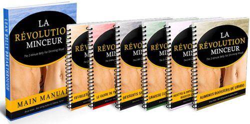 la Révolution Minceur avis pdf gratuit ebook