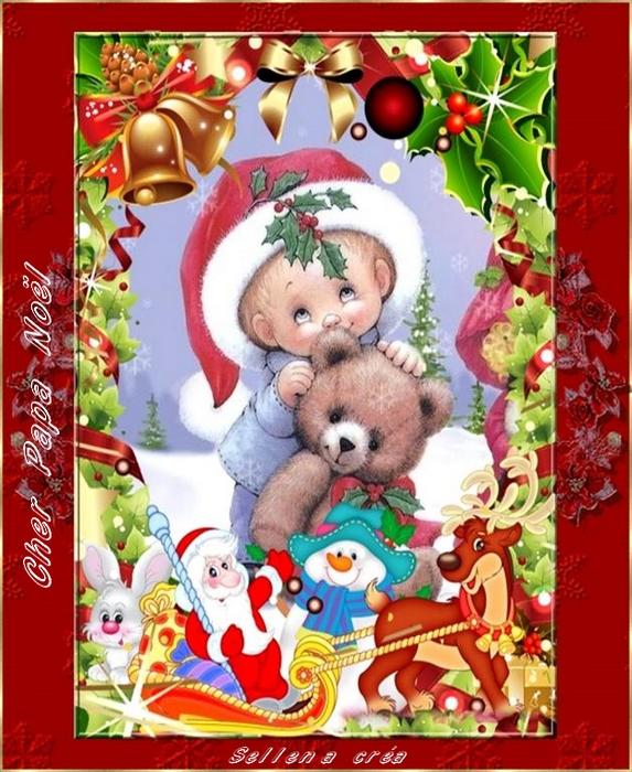 Cher Papa Noel