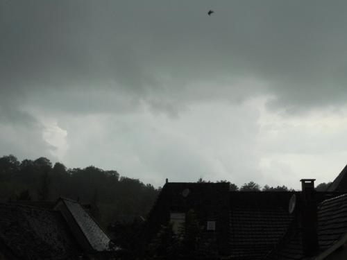 Mai (2017): Entre pluie et soleil...