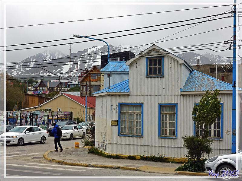 Au gré de nos balades dans les rues d'Ushuaïa - Terre de Feu - Argentine
