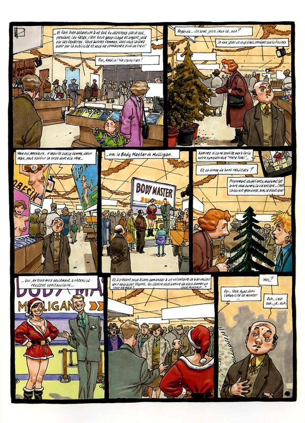 La Mère Noël d'Amalio