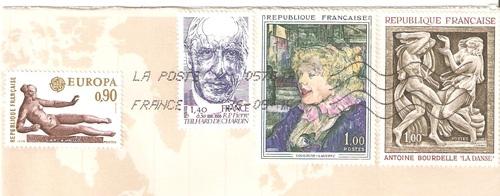quelques jolis timbres