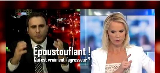 LA CLAQUE. Vidéo: une journaliste de France 24 face à un diplomate palestinien