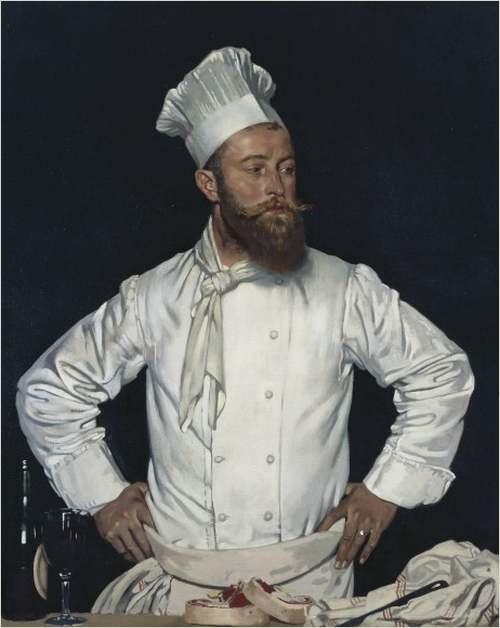 """L'almanach du tour de France : """" Le premier chef """""""