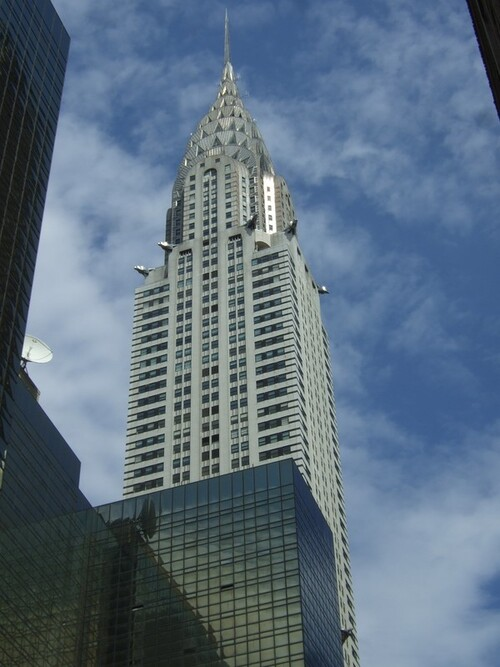 NEW YORK 2016- Jour 6- CHRYSLER BUILDING
