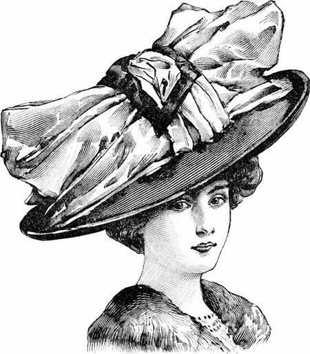 L'énigme de l'étudiant-fille au chapeau