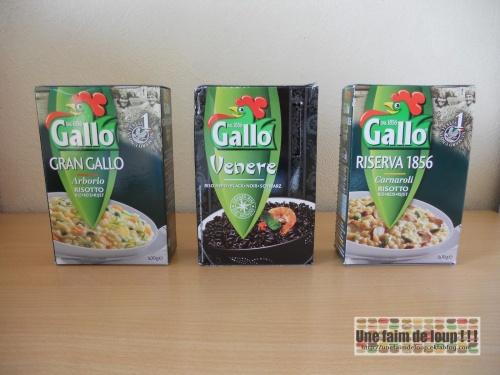 Nouveau partenariat gourmand : Riso Gallo
