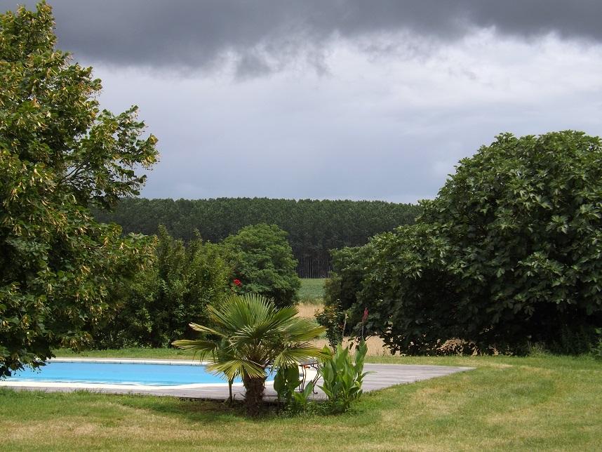 Notre gîte en Lot et Garonne - Notre gîte à la campagne