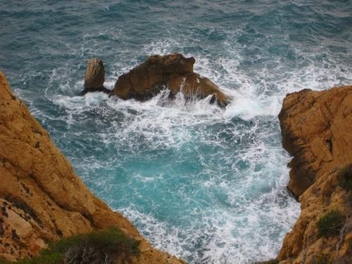 La Mer en acrostiche par Yvane et par Maxime