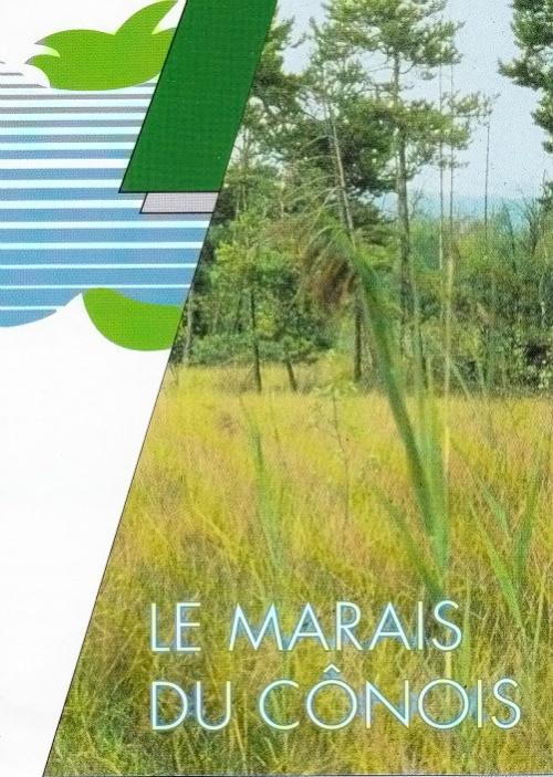 Visite du marais du Cônois....