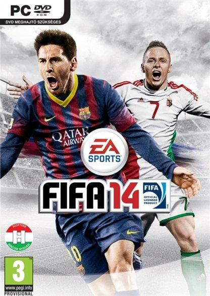 Fifa 2014 : 14 couvertures avec messi et les stars de football