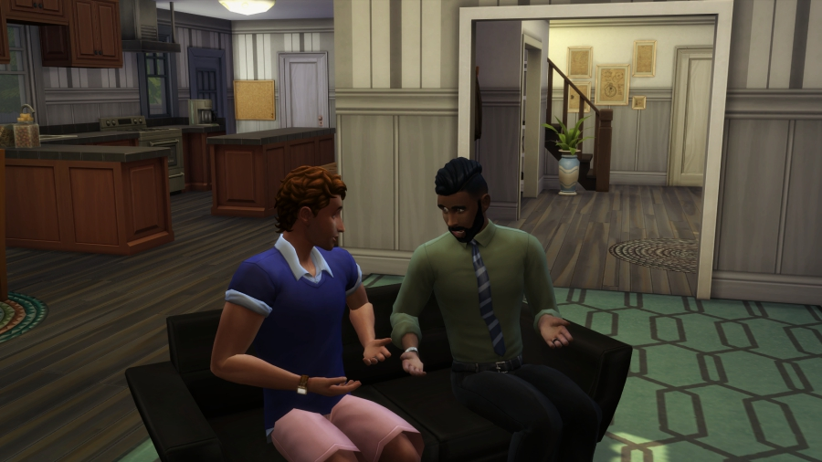 Foyer Hecking | Semaine 1