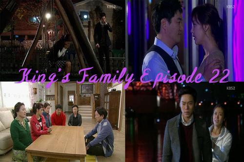 King's Family Episode 22