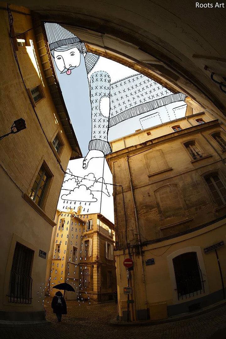 un-artiste-utilise-le-ciel-et-les-batiments-parisiens-comme-support-pour-ses-oeuvres-perchees7