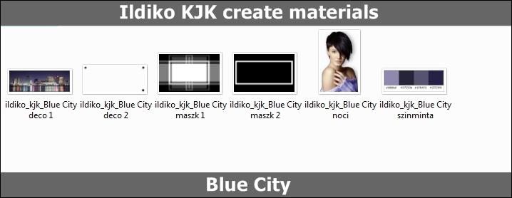 29. Blue City