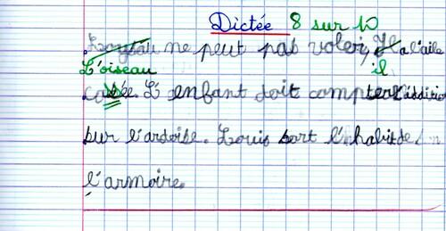 CE1 : Orthographe graphémique (1-bis)
