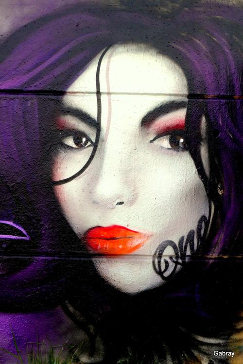 L'art des rues: graphes muraux ...