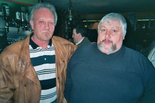 Repas chez Francoise à Chaumont en Mars 2004