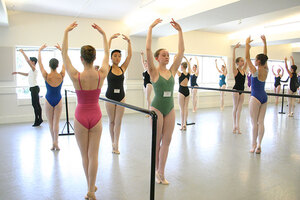 dance ballet auditions ballet class class