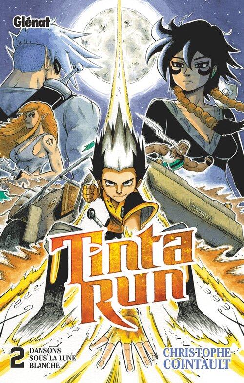 Tinta run - Tome 02 - Christophe Cointault
