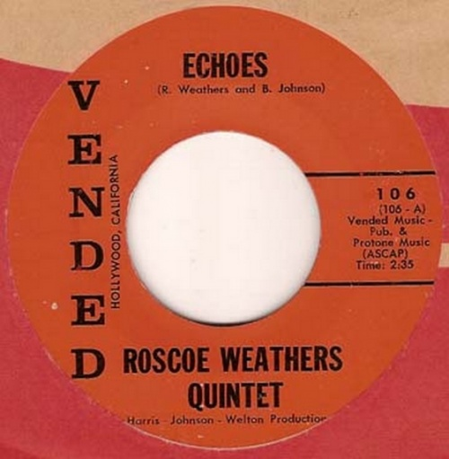 Roscoe Weathers : Echoes