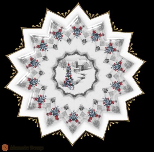 Mandalas de décorations 2