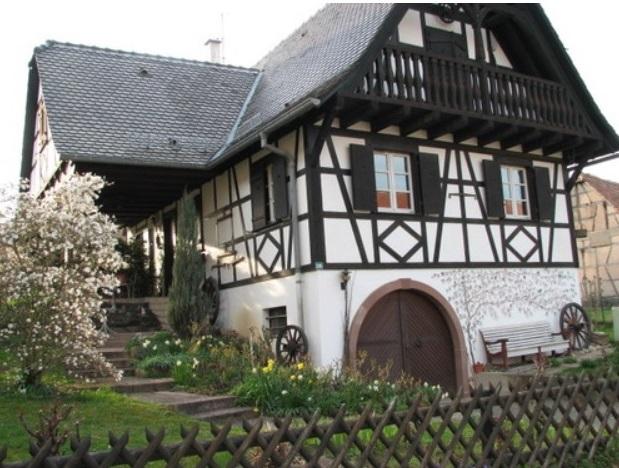 Wingersheim (67) : Village
