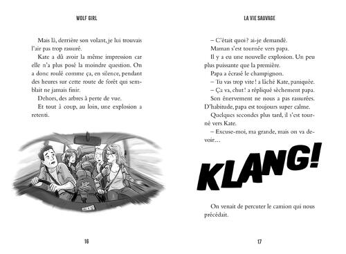 Wolf Girl T1 - La Vie sauvage - Anh Do