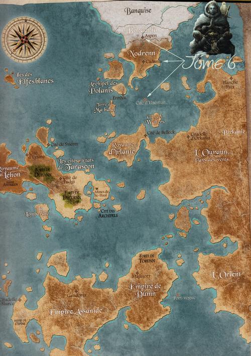 La Mission des Elfes bleus d'Istin, Duarte & Saïto - Elfes, tome 6