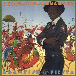 Professor Longhair - Crawfish Fiesta - Complete LP