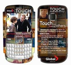 """Touch saison 1 """"News/Promo"""""""