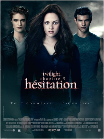 Twilight hésitation