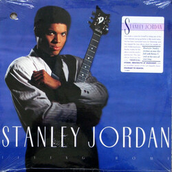Stanley Jordan - Flying Home - Complete LP