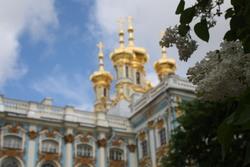 Mirabelle à Saint-Pétersbourg.
