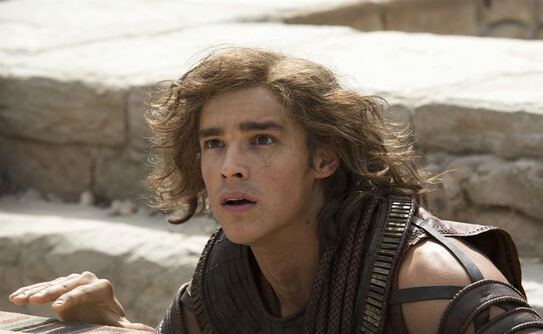 Gods Of Egypt : Photo Brenton Thwaites
