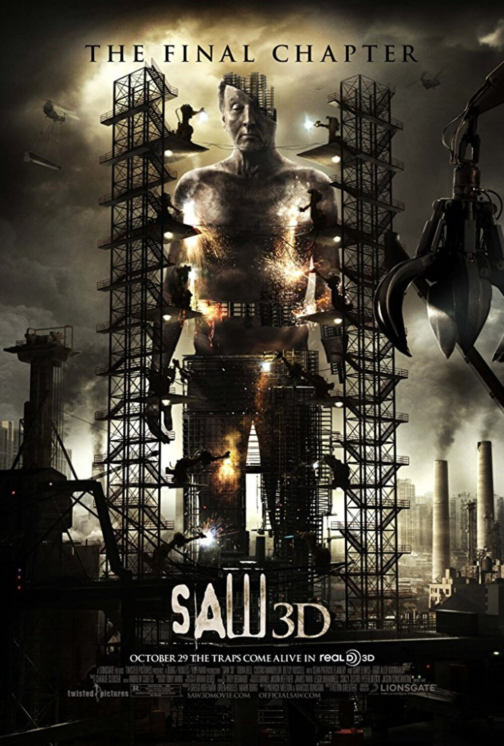 Saw 3D: The Final Chapter (2010)