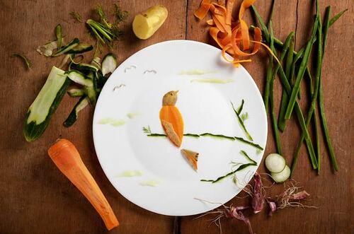 -Food Art-