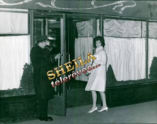 15 février 1965 : Sheila chez Maxim's