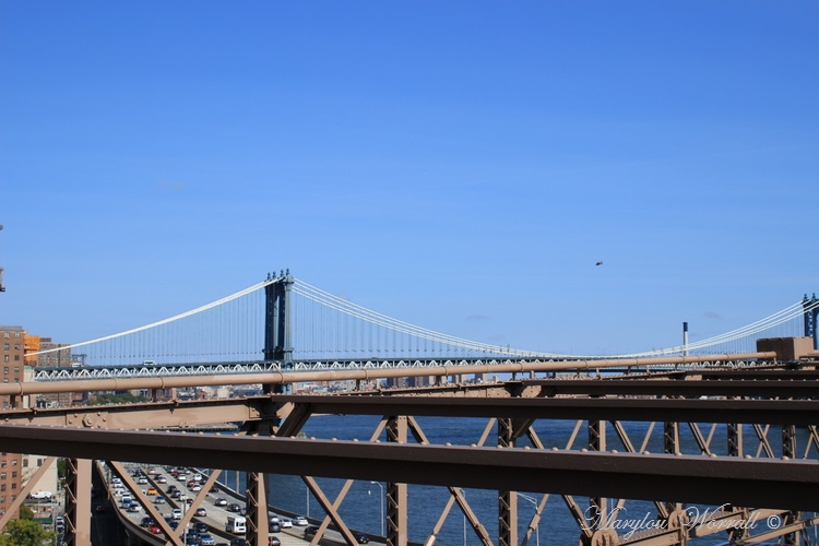 New York : Pont de Brooklyn
