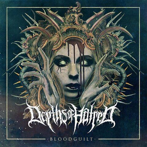 DEPTHS OF HATRED - Sortie du EP Bloodguilt et extraits