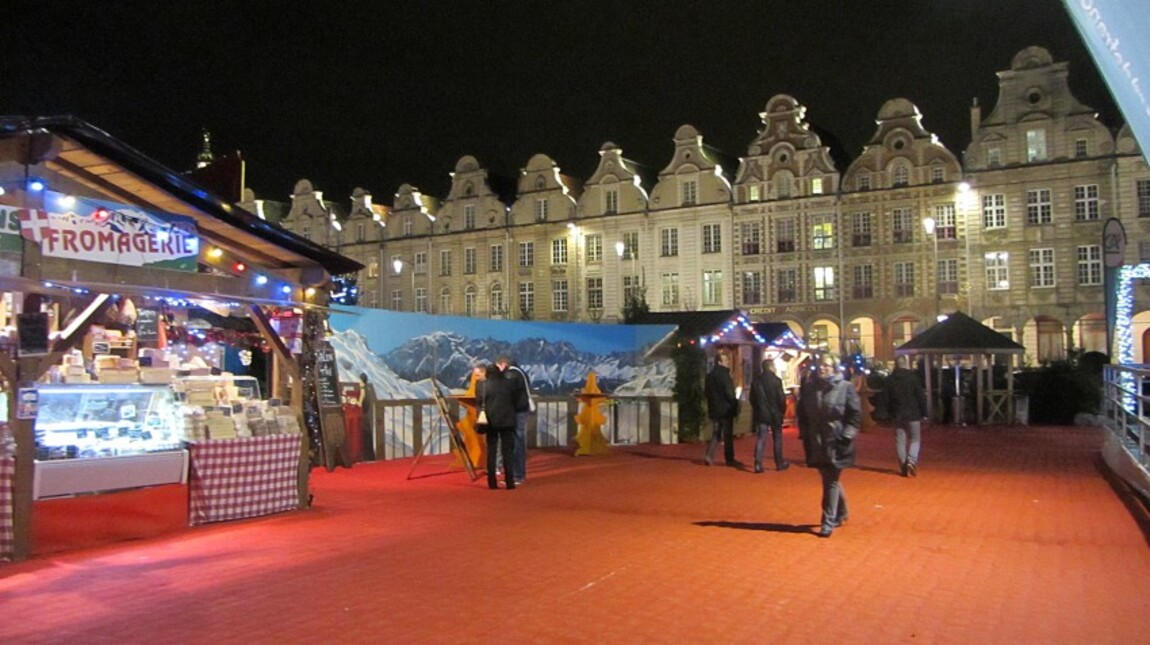 Arras marché de Noël (1)