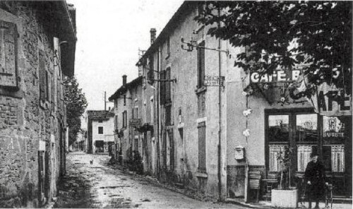 Mours-St-Eusèbe (26)