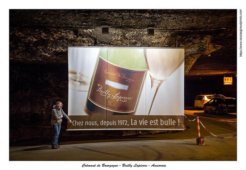 Crémant Bailly Lapierre, meilleurs vins effervescents au Monde!