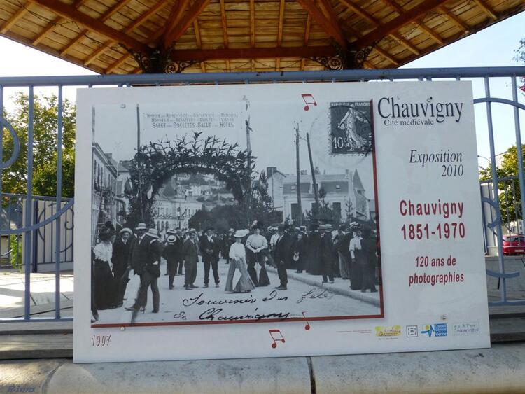 Chauvigny ,