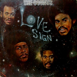 The Counts - Love Sign - Complete LP