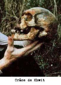 AMASLARS des humanoïdes velus de Russie