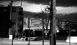 NOCTURNE AVENUE DE PARIS NOVEMBRE 2012