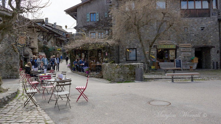 Pays de Savoie : Yvoire un peu de tout 6/6