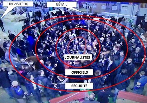 Macron au salon de l'agriculture: voyage en terre inconue