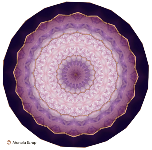 Mandalas de décorations 5